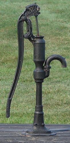 hand pump spigot