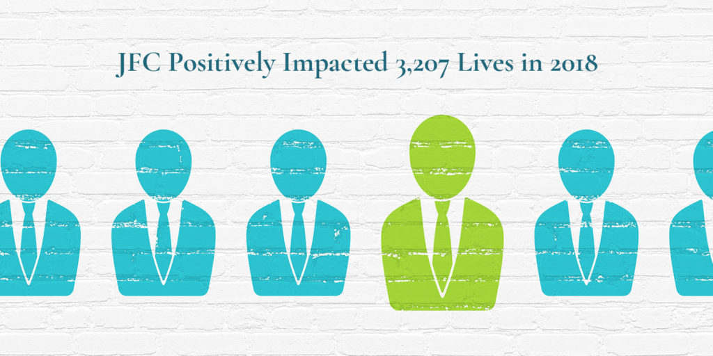 JFC Staffing 2018 positive impact image