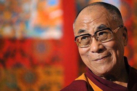 picture of the Dali Lama